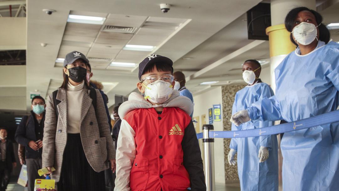 Foto Coronavirus Síntomas 1 Febrero 2020