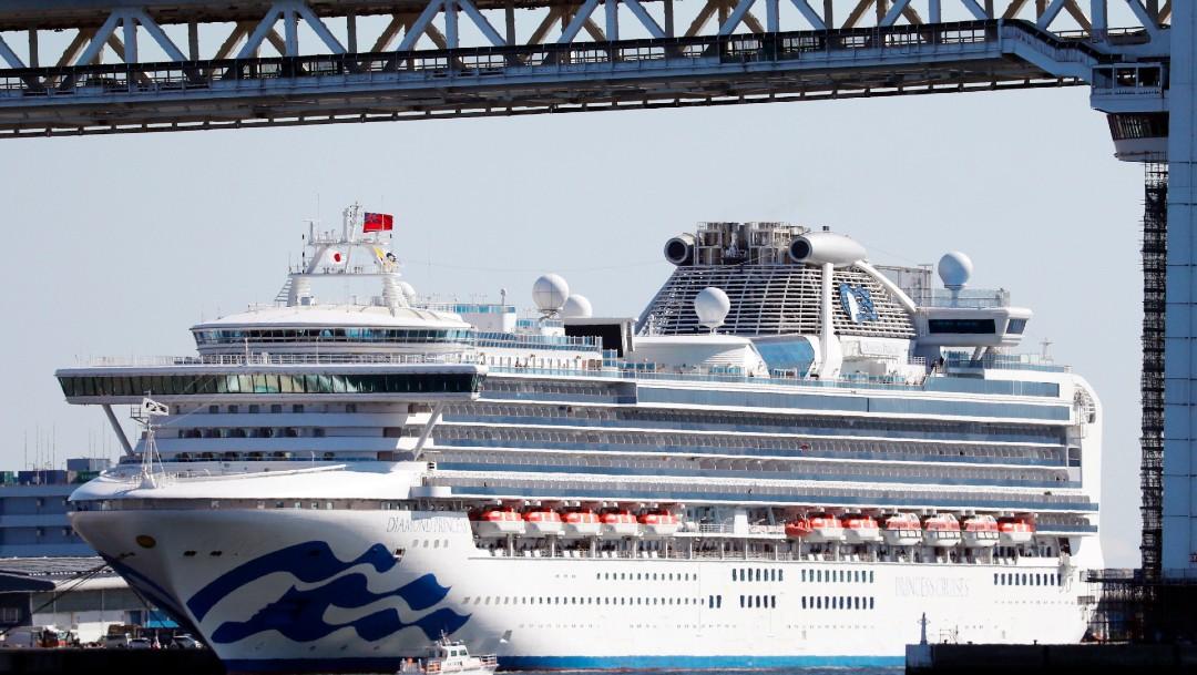 Foto:Crucero en Japón registra 135 casos de coronavirus, dice pasajero mexicano