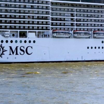 FOTO Crucero rechazado en Jamaica por coronavirus se dirige a México (Reuters,archivo)