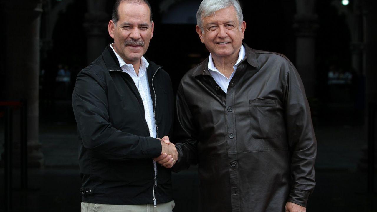 Foto A la chingada' pacientes de otros estados: Gobernador de Aguascalientes, 06 de enero de 2020, (CUARTOSCURO.COM)