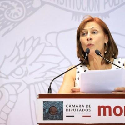 Tatiana Clouthier se destapa para gubernatura de Nuevo León o Sinaloa