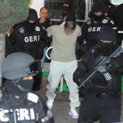 Vinculan a proceso por homicidio a 'El Lunares', líder de la Unión Tepito