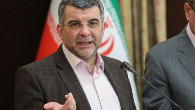 FOTO Da positivo a coronavirus el viceministro de Salud de Irán (AP)