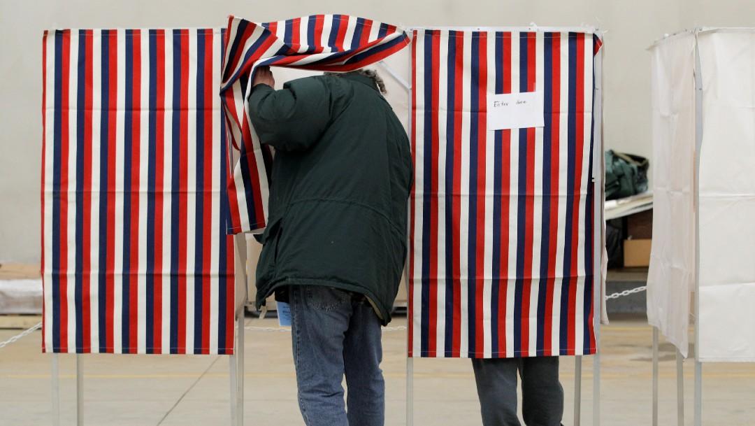 Foto: Demócratas realizan elecciones primarias en New Hampshire