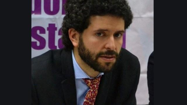 FOTO Destituyen a Roberto Valdovinos del Instituto de los Mexicanos en el Exterior (gob.mx)