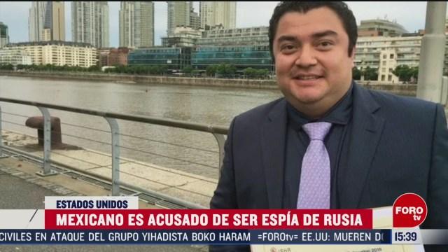 FOTO: detienen en eeuu a cientifico mexicano acusado de espionaje para rusia