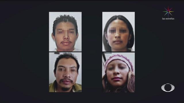 Foto: Rostros Presuntos Feminicidas Fátima 19 Febrero 2020