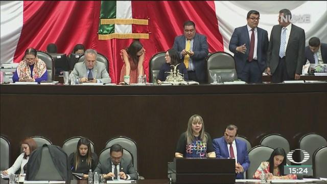 FOTO: diputados aprueban proyecto de demanda contra manual de remuneraciones del ine