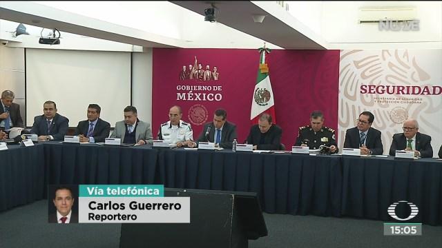 FOTO: disminuye robo a transporte de carga en mexico
