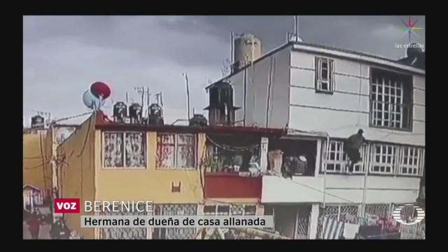 Foto: Policías Robo Dueños Predio Tepito Denuncian 11 Febrero 2020