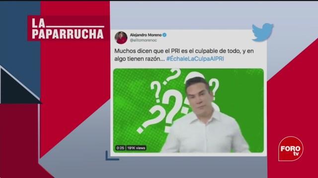 Foto: Échalelaculpaalpri MEMES Noticias Falsas 13 Febrero 2020