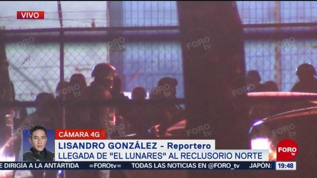 Foto: El Lunares Lider Union Tepito Ingresa Reclusorio Norte 8 Febrero 2020