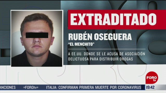 Foto: El Menchito Declara No Culpable Narcotráfico Estados Unidos 21 Febrero 2020