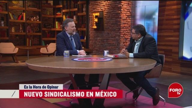 Foto: Sindicalismo México Se Está Recomponiendo 27 febrero 2020