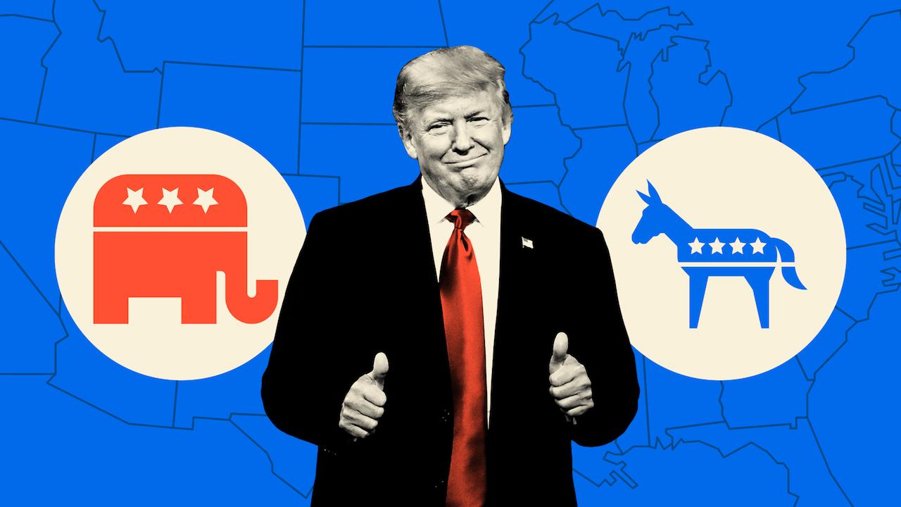 Imagen Elecciones Estados Unidos 25 Febrero 2020