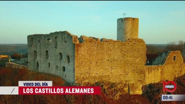 elvideodeldia los castillos alemanes