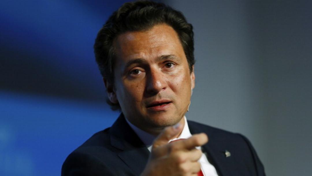 FOTO: Emilio Lozoya, exdirector de Pemex, 19 febrero 2020