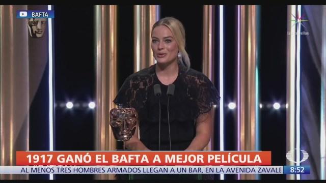 FOTO: 3 Febrero 2020, entregan premios bafta en londres