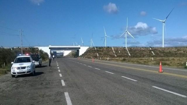 Foto: Alertan por fuertes vientos en el istmo en Oaxaca, 15 de febrero de 2020, (Twitter @SemanarioOpinio)