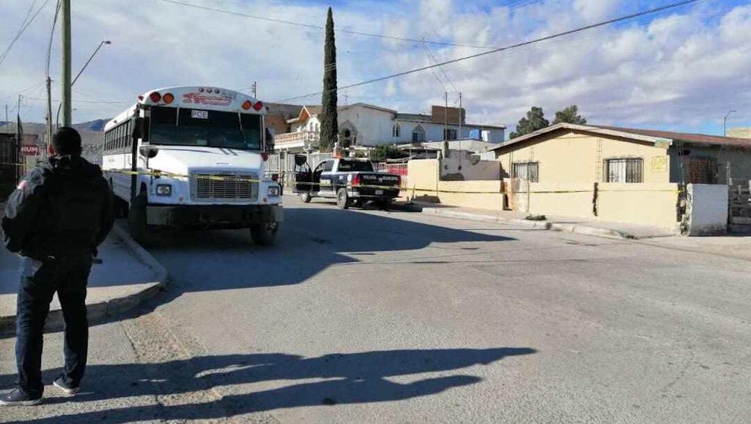 Deja 3 muertos y un oficial herido en rúa a ciudad Juárez