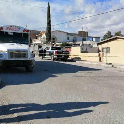 Reportan ataques contra policías estatales en Ciudad Juárez