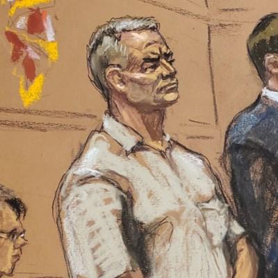IMAGEN Estados Unidos se opone a libertad bajo fianza de García Luna (Reuters)