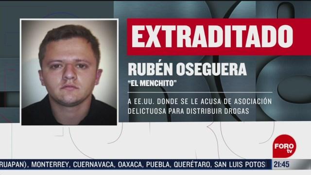 extraditan a estados unidos a el menchito