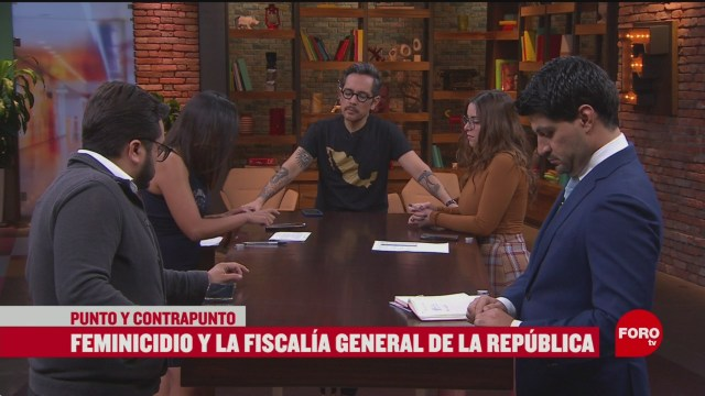 Foto: Feminicidios Alejandro Gertz Manero Reitera Propuesta 11 febrero 2020