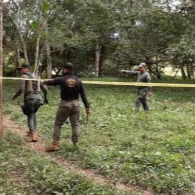 Foto: Se presume que este rancho es propiedad del grupo criminal 'Las Piñas', mismos utilizaban el sitio para perpetrar secuestros y ejecuciones