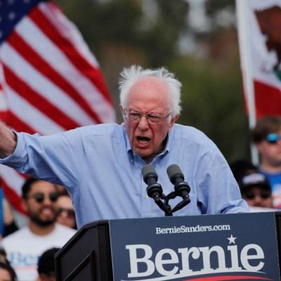 Foto: Bernie Sanders, aspirante a la candidatura presidencial demócrata. Reuters
