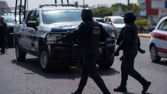 Foto: Policías Municipales de Veracruz. Cuartoscuro/Archivo