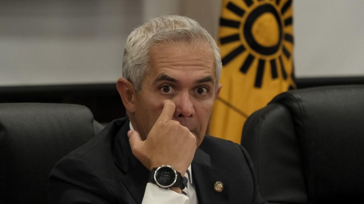 Foto: Miguel Ángel Mancera, senador y exjefe de gobierno de la Ciudad de México. Cuartoscuro