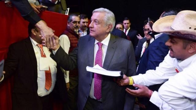 Foto: Andrés Manuel López Obrador, presidente de México. Cuartoscuro