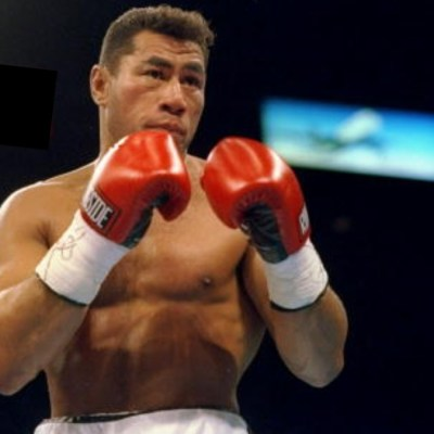 Foto: Boxeador Jimmy Thunder. Getty Images