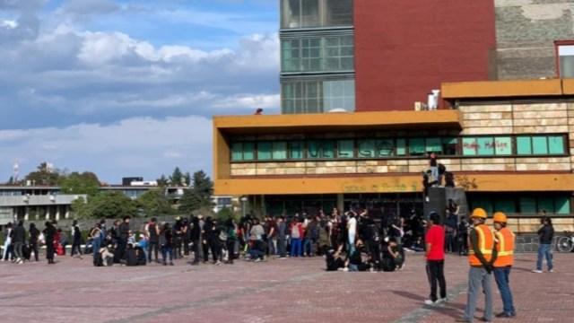 Foto: Rectoría de la UNAM.