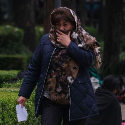 Frente frío 38 y octava tormenta invernal mantendrán bajas temperaturas en México