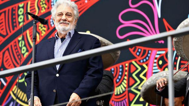 España cancela concierto de Plácido Domingo
