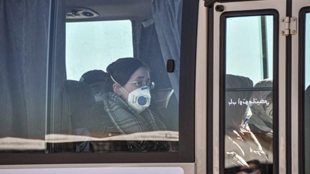 FOTO: Negativo caso sospechoso de coronavirus en Oaxaca, el 15 de febrero de 2020