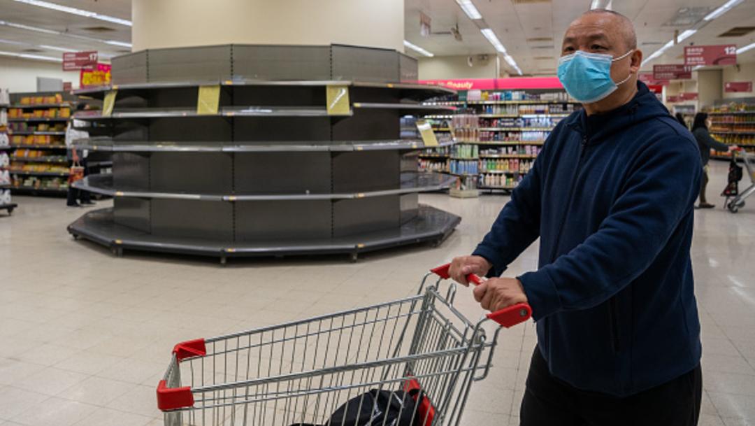 Foto: Peso mexicano gana tras disminuir nuevos casos de coronavirus, 12 de febrero de 2020, (Getty Images, archivo)