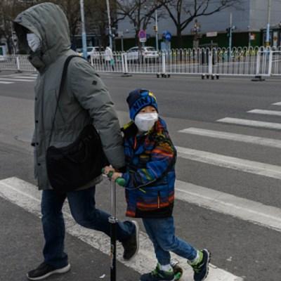 Foto: China eleva a 2 mil 345 los muertos y a 76 mil 288 los infectados por coronavirus, 21 de febrero de 2020, (Getty Images, archivo)