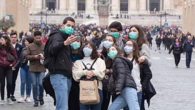 Foto: Vaticano cierra catacumbas de Italia por el coronavirus, 27 de febrero de 2020, (Getty Images)