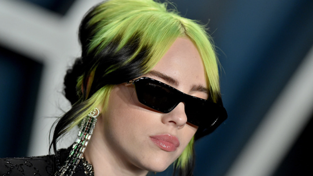 Foto: Billie Eilish lanza tema de la próxima película de James Bond 14 de febrero de 2020, (Getty images, archivo)