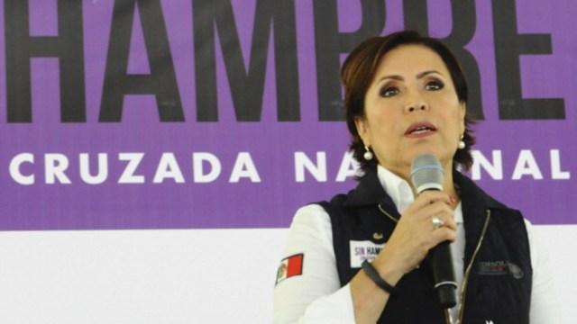 Foto: Diputados analizan citar testigos para juicio político de Rosario Robles, 1 de febrero de 2020, (Getty Images, archivo)