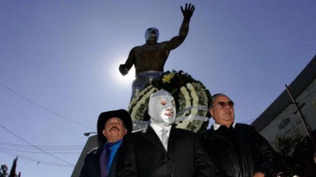 Foto: Recuerdan a El Santo a 36 años de su muerte, 5 de febrero de 2020, (Getty Images, archivo)