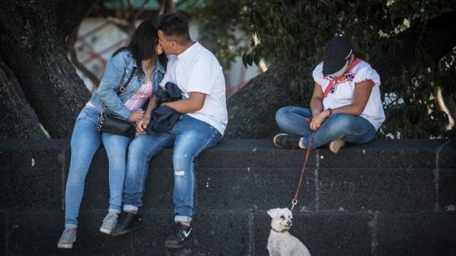 Foto: Gobierno de México sugiere no dar besos ni abrazos, como medida contra coronavirus
