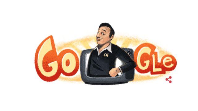Foto Google celebra los 91 años de Chespirito con un doodle 21 febrero 2020