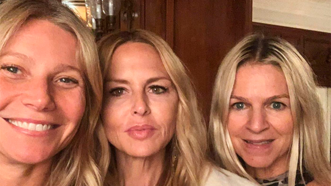 Gwyneth Paltrow impone tendencia para no usar maquillaje