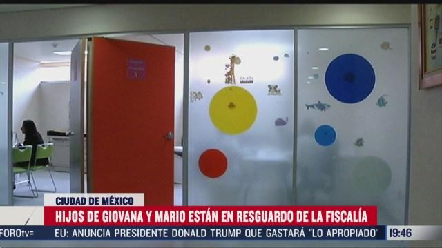 Foto: Custodia Hijos Feminicidas Fátima Abuelita Fiscalía CDMX 26 Febrero 2020