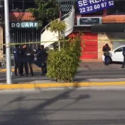 Fiscalía de Puebla investiga asesinato de dos personas en un bar