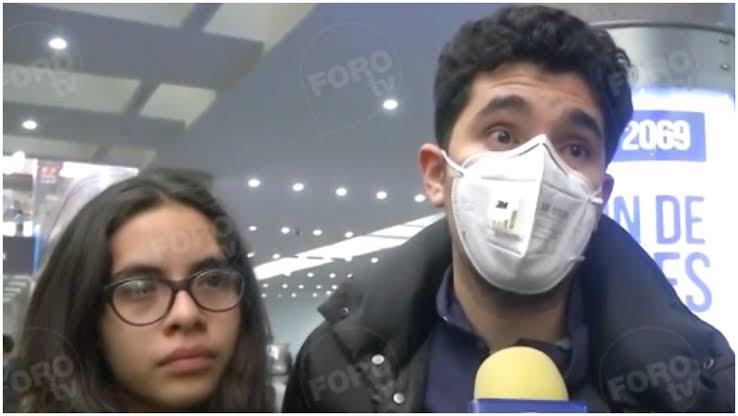Foto: Sanos, dos morelenses que llegaron de China, 2 de febrero de 2020, (FOROtv)